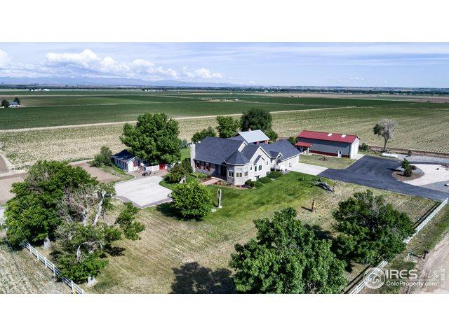 13965 County Road 42, Platteville, CO 80651 (MLS #885192) :: 8z Real Estate