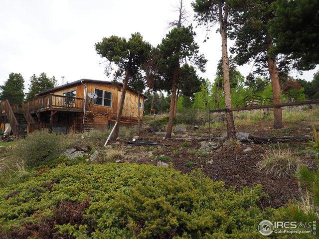 256 Bear Crossing Rd, Black Hawk, CO 80422 (MLS #885194) :: Kittle Real Estate