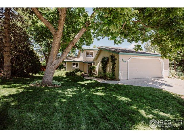 318 Bowline Ct, Fort Collins, CO 80525 (MLS #885199) :: Kittle Real Estate