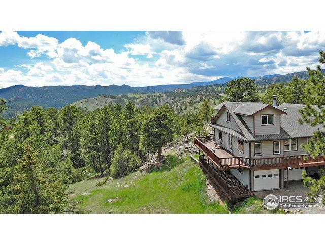 850 Mount Champion Dr, Livermore, CO 80536 (MLS #885200) :: Kittle Real Estate
