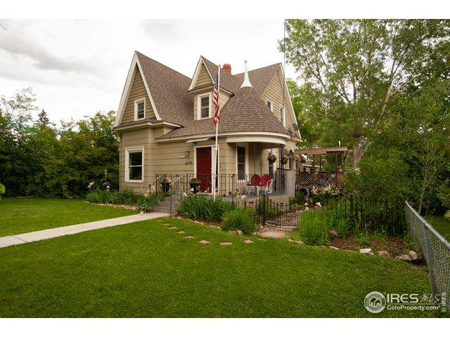 8316 5th St, Wellington, CO 80549 (#885213) :: The Griffith Home Team
