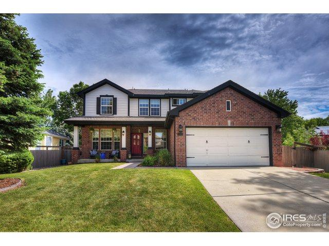 345 Whitetail Cir, Lafayette, CO 80026 (MLS #885223) :: Kittle Real Estate