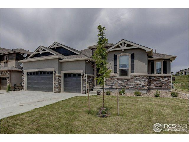 4105 Carroway Seed Dr, Johnstown, CO 80534 (MLS #885227) :: Kittle Real Estate