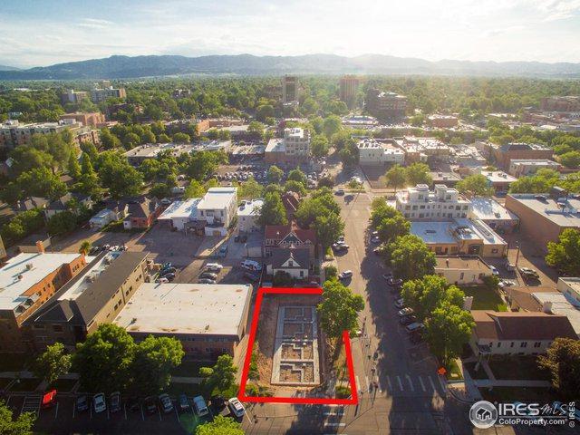 221 E Oak St C, Fort Collins, CO 80524 (MLS #885236) :: J2 Real Estate Group at Remax Alliance