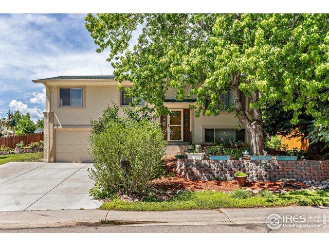 12526 W Texas Pl, Lakewood, CO 80228 (MLS #885243) :: 8z Real Estate