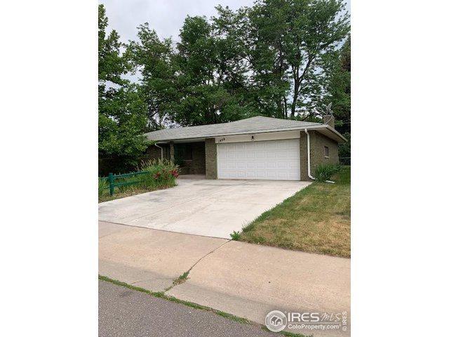 1809 Empire Ave, Loveland, CO 80538 (MLS #885271) :: Hub Real Estate