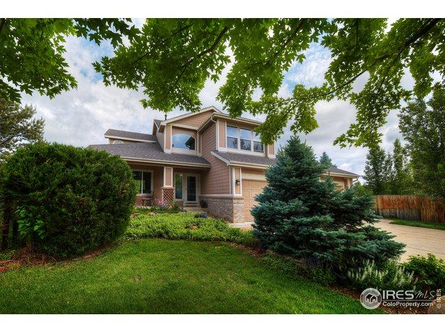 727 Teal Cir, Longmont, CO 80503 (MLS #885296) :: The Bernardi Group