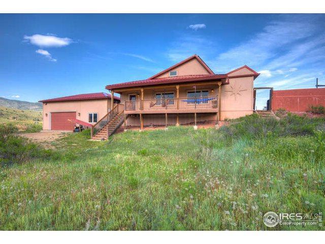 108 Lonestar Rd, Lyons, CO 80540 (MLS #885336) :: 8z Real Estate