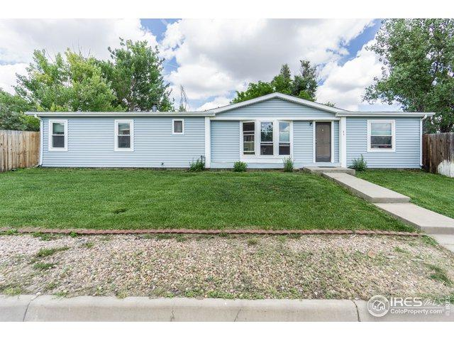 65 W Nelson Ave, Keenesburg, CO 80643 (#885346) :: James Crocker Team