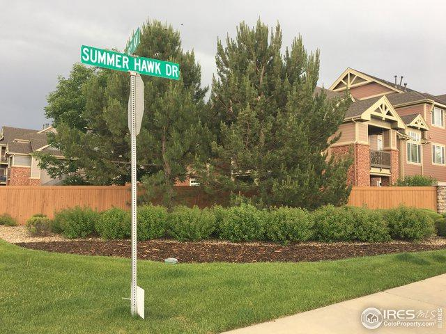 804 Summer Hawk Dr #5207, Longmont, CO 80504 (MLS #885357) :: The Bernardi Group