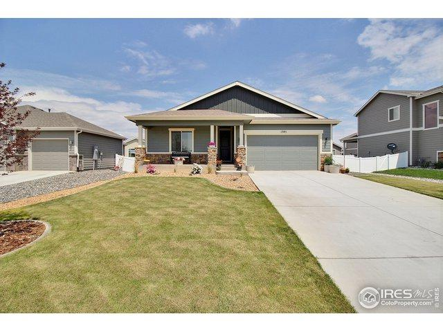 1385 Benjamin Dr, Eaton, CO 80615 (MLS #885359) :: Bliss Realty Group