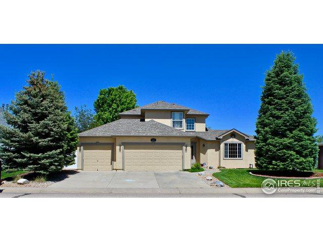 231 63rd Ave, Greeley, CO 80634 (MLS #885368) :: June's Team