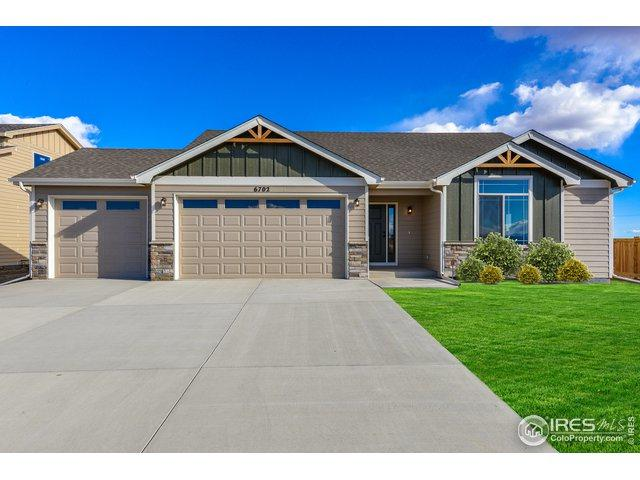 7157 Sage Meadows Dr, Wellington, CO 80549 (MLS #885386) :: Kittle Real Estate
