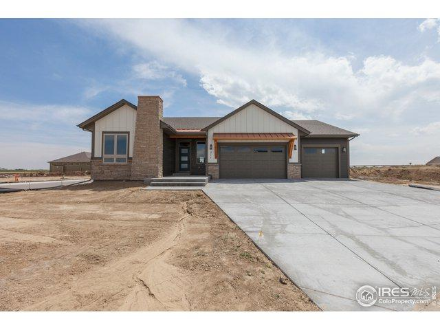 199 Sloane Lake Ct, Severance, CO 80550 (MLS #885396) :: June's Team