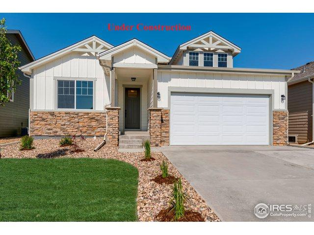 1119 103rd Ave Ct, Greeley, CO 80634 (MLS #885404) :: Kittle Real Estate