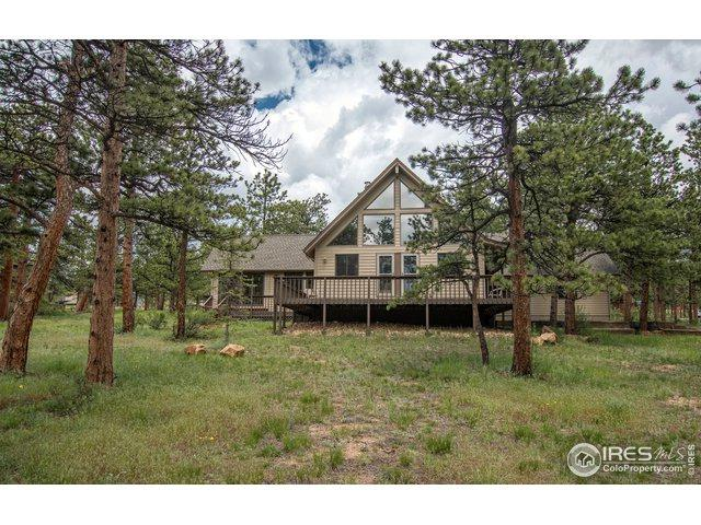 851 Black Canyon Dr, Estes Park, CO 80517 (#885409) :: The Dixon Group