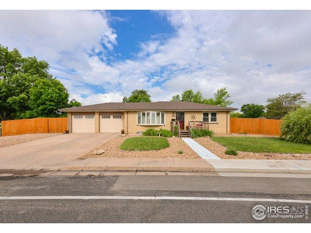 501 28th Ave, Greeley, CO 80634 (MLS #885411) :: Kittle Real Estate