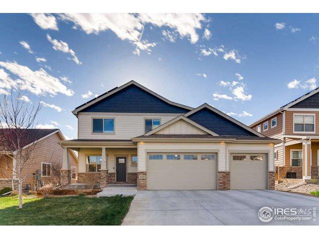 1519 61st Ave Ct, Greeley, CO 80634 (MLS #885433) :: Kittle Real Estate
