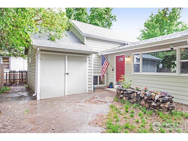 509 Laporte Ave, Fort Collins, CO 80521 (MLS #885451) :: June's Team