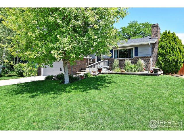 306 46th Ave, Greeley, CO 80634 (MLS #885461) :: Kittle Real Estate