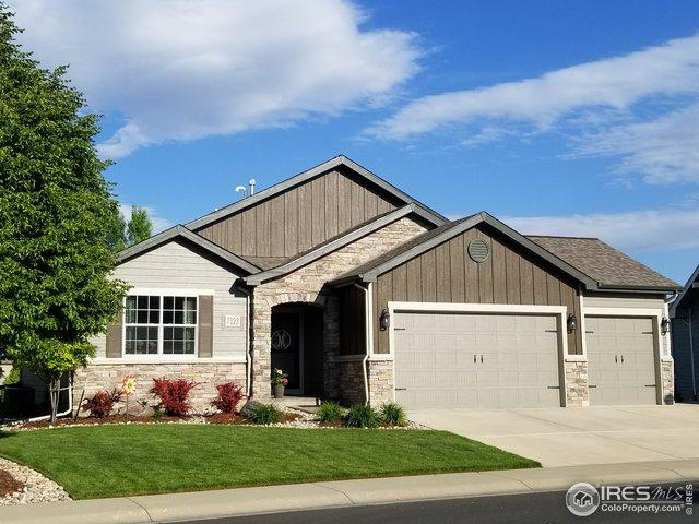 7023 Spanish Bay Dr, Windsor, CO 80550 (MLS #885464) :: June's Team