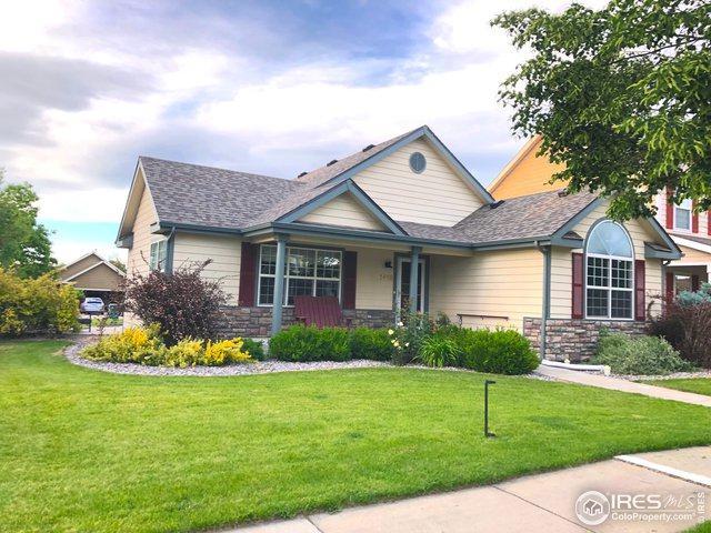 1408 Hearthfire Dr, Fort Collins, CO 80524 (MLS #885473) :: The Bernardi Group