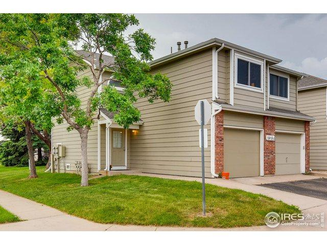 19194 E Wyoming Dr #104, Aurora, CO 80017 (MLS #885491) :: Hub Real Estate