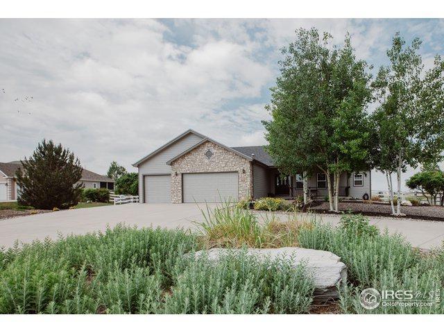 1305 Park Ridge Dr, Severance, CO 80615 (#885512) :: The Peak Properties Group