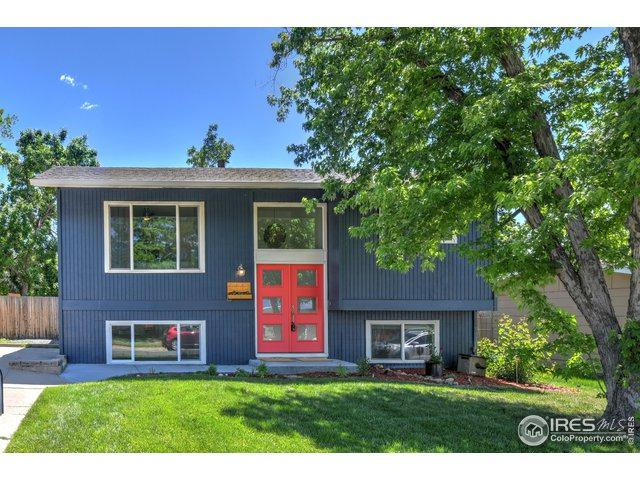 6442 Harlan St, Arvada, CO 80003 (#885514) :: The Dixon Group