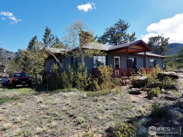 2825 Dunraven Ln, Estes Park, CO 80517 (#885515) :: The Dixon Group
