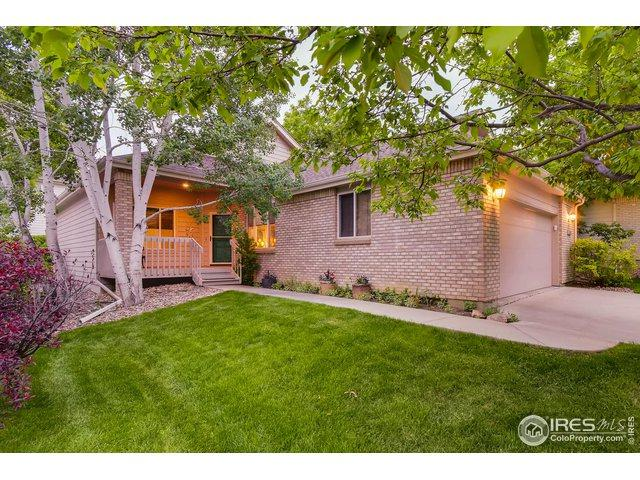 5032 Coventry Ct, Boulder, CO 80301 (#885517) :: The Peak Properties Group