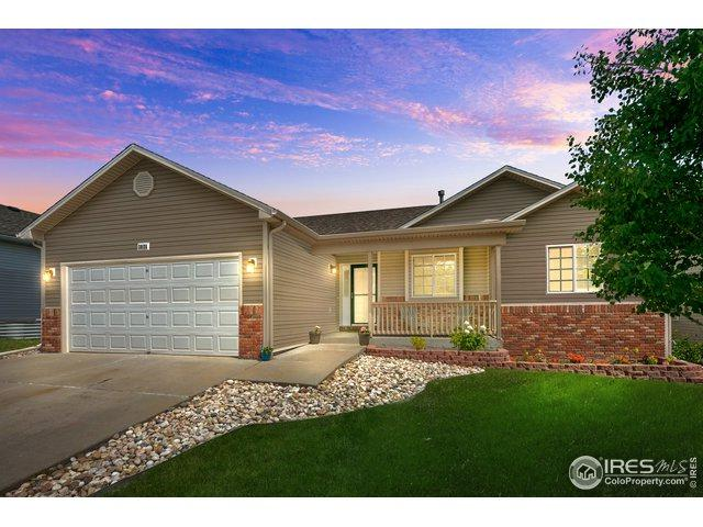3026 45th Ave, Greeley, CO 80634 (#885525) :: The Peak Properties Group
