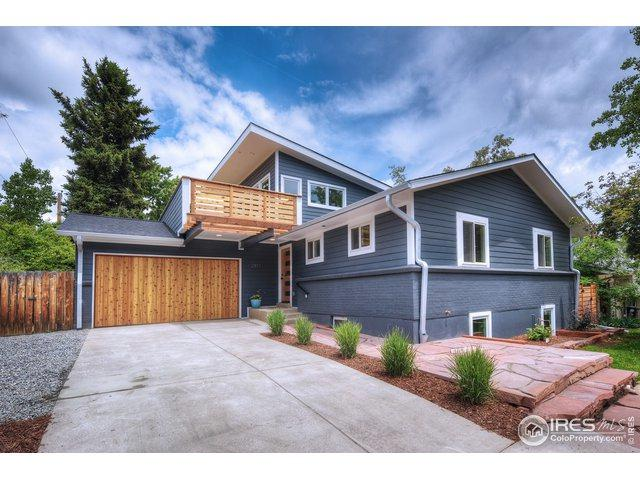 2813 Kenyon Cir, Boulder, CO 80305 (#885536) :: The Dixon Group
