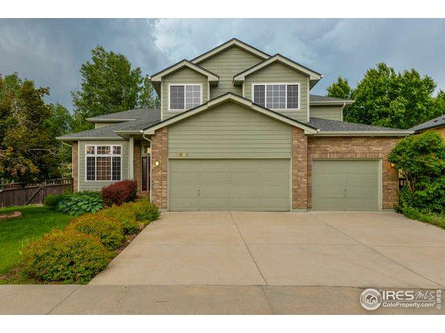 2013 Pintail Dr, Longmont, CO 80504 (#885539) :: The Peak Properties Group