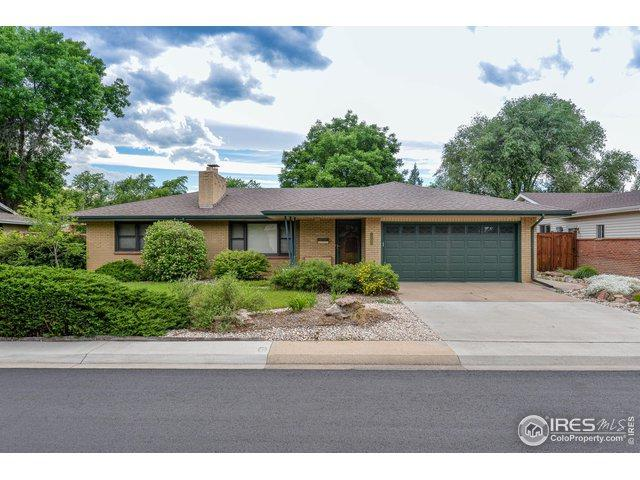 1005 Meadowbrook Dr, Fort Collins, CO 80521 (#885543) :: The Peak Properties Group