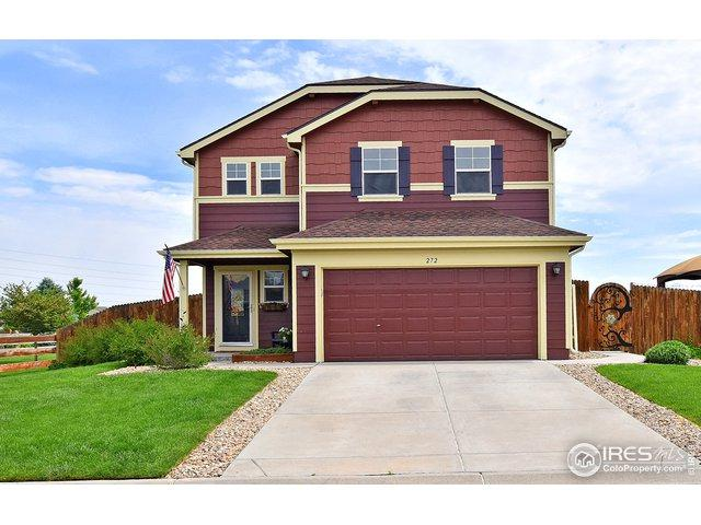 272 Lonewolf Dr, Lochbuie, CO 80603 (#885586) :: James Crocker Team