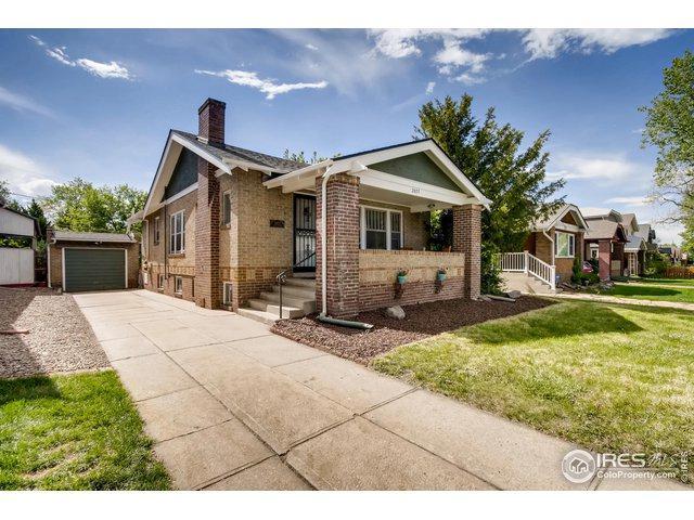 2077 S Corona St, Denver, CO 80210 (MLS #885592) :: J2 Real Estate Group at Remax Alliance