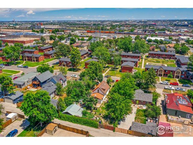 4225 Mariposa St, Denver, CO 80211 (MLS #885617) :: The Bernardi Group
