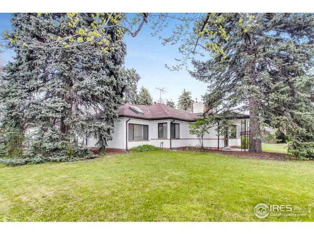 6601 E 8th Ave, Denver, CO 80220 (MLS #885636) :: 8z Real Estate