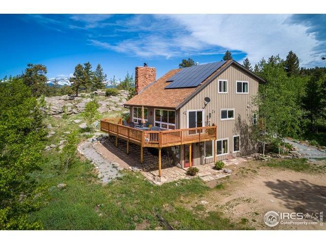 198 Frontier Ln, Nederland, CO 80466 (MLS #885641) :: Bliss Realty Group