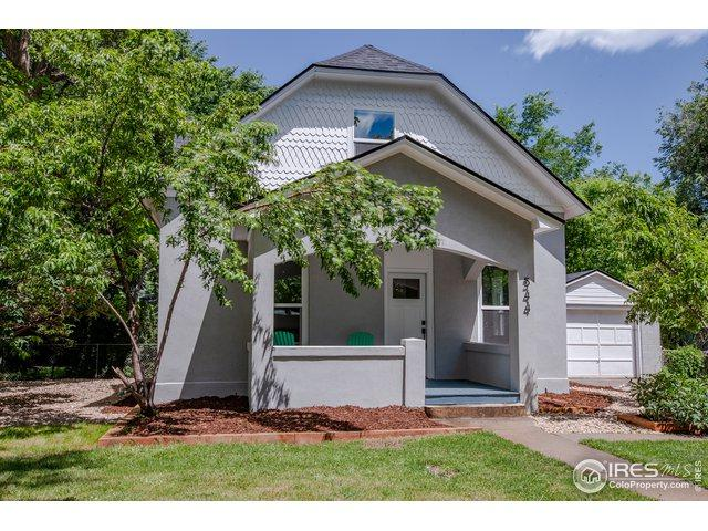 544 Baker St, Longmont, CO 80501 (MLS #885652) :: 8z Real Estate