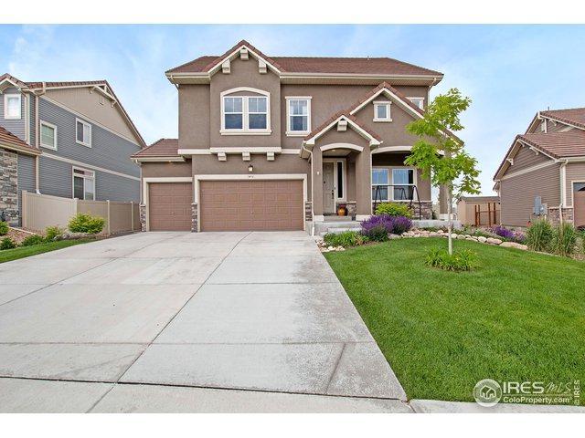 3452 Sandalwood Ln, Johnstown, CO 80534 (MLS #885665) :: Kittle Real Estate