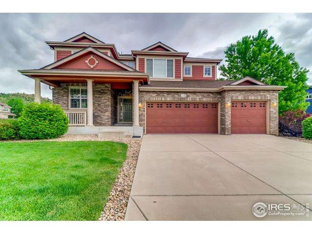 112 Eagle Valley Dr, Lyons, CO 80540 (MLS #885705) :: 8z Real Estate