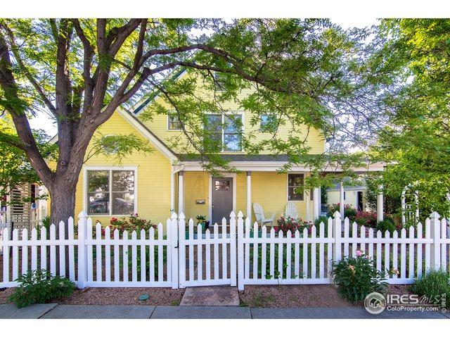 2150 24th St, Boulder, CO 80302 (MLS #885713) :: Bliss Realty Group
