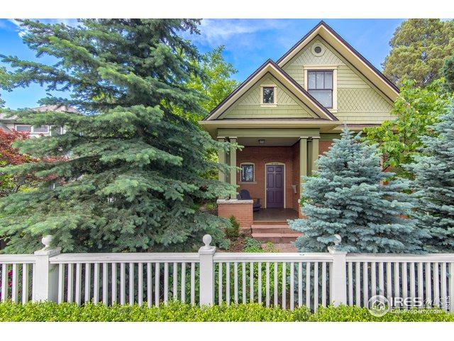 2137 Pine St, Boulder, CO 80302 (#885742) :: milehimodern