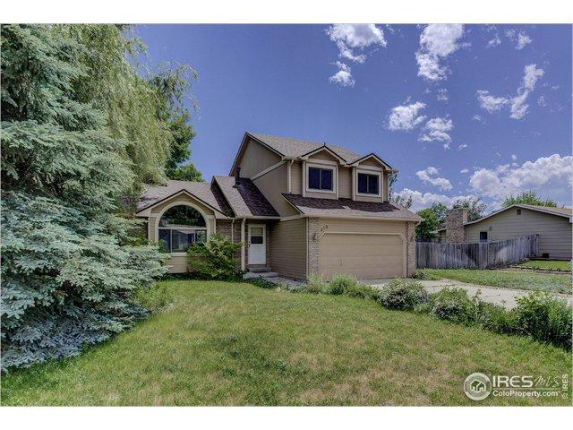 313 Park Place Dr, Fort Collins, CO 80525 (#885766) :: The Peak Properties Group