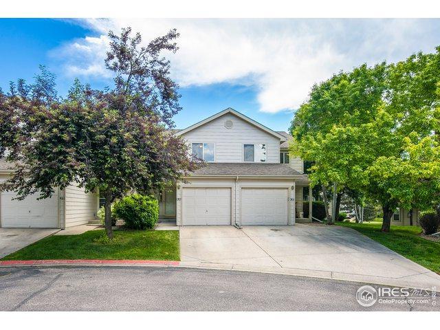 1637 Westbridge Dr N3, Fort Collins, CO 80526 (MLS #885771) :: 8z Real Estate