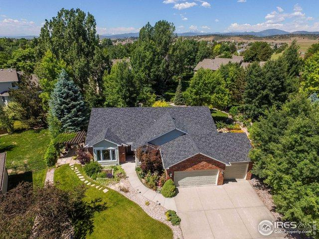 3525 Gold Hill Dr, Loveland, CO 80538 (#885799) :: The Peak Properties Group
