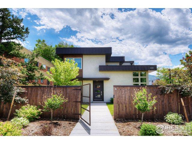 1220 Cedar Ave A, Boulder, CO 80304 (MLS #885828) :: 8z Real Estate