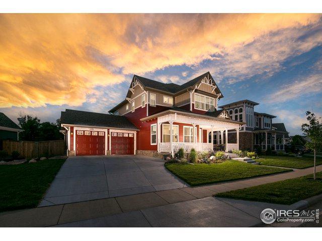 1431 Allen Ave, Erie, CO 80516 (MLS #885833) :: 8z Real Estate